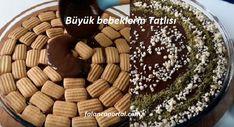 Büyük Bebeklerin Tatlısı Cake Recipes, Almond, Food And Drink, Cooking, Breakfast, Sweet, Desserts, Cake, Pies