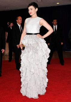 Ginnifer Goodwin - White House Correspondents' Dinner