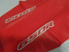 SEAT COVER HONDA XR 650R!!! SHIPPING WORLDWIDE