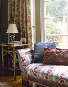 Interior design by: Schuyler Samperton