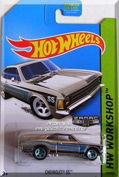 Custom Hot Wheels, Vintage Hot Wheels, Hot Wheels Cars, Chevy Ss, Chevrolet Ss, Carros Hot Wheels, Hot Wheels Treasure Hunt, Matchbox Cars, Small Cars