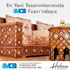 http://ift.tt/2Df01bh #imob #fuar #exhibition #2018 #woodart #wood #woodworking #furniture #art #design #designer #amazing #sofa #turkey #luxury #mobilya #work #king #sanat #antalya #istanbul #ankara #decor #dekorasyon #decoration #architecture #instagram #instagood #instago - Architecture and Home Decor - Bedroom - Bathroom - Kitchen And Living Room Interior Design Decorating Ideas - #architecture #design #interiordesign #diy #homedesign #architect #architectural #homedecor #realestate…