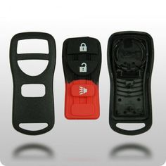 Viper 5701 pn 5202v 5202b 2 way remote start car alarm with one nissan 3 button remote shell with rubber pad fandeluxe Gallery