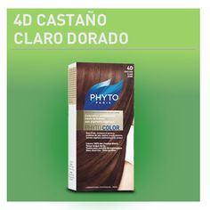 marron chocolate phyto styling phyto color 4m light brown - Phyto Coloration