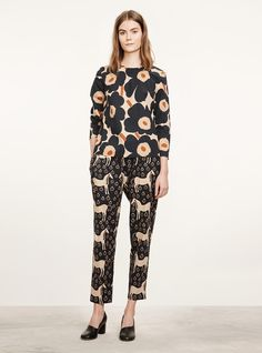 2.10- アジア限定 Clothes & Bags | ニュース | Marimekko (マリメッコ) 日本公式オンラインストア Bold Fashion, Marimekko, Work Wear, Jumpsuit, Helsinki, My Style, Cute, Pattern, Rocks
