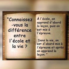 Tra me e me. Wisdom Quotes, True Quotes, Best Quotes, Quotes Francais, French Flashcards, Positive Inspiration, French Quotes, Positive Attitude, Positive Affirmations