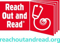 Reach Out and Read is a non-profit US organization that promotes early literacy and school readiness by giving new books to children when they visit the doctor.