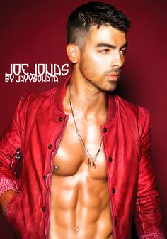 Whoaaa, Joe! I did NOT know that THAT was under your shirt. It's like WHAAAM!!! Why did I not hug you when I had the chance? :( Gonna go cry in a hole now...