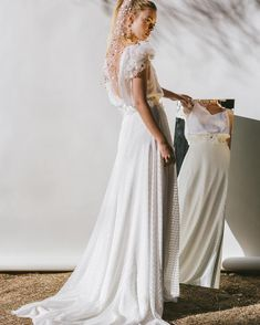 Dress @bebascloset  Photo @diasdevinoyrosas  Muah @reginacapdevila  #novia #boda #vestidodenovia #bebascloset #bebasbrides #beabebas #bride #bridal #wedding #weddingdress #weddinggown #robedemariee #abitodasposa #noviasdiferentes #francescasangel
