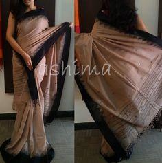 Code:2510152-Woven Cotton Saree- Price INR:4190/-