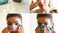 Homemade Blackheads Remover Tutorials and Ideas