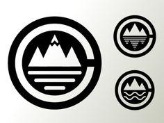 OC ThirdPole device by Wez Maynard Identity Design, Logo Design, Graphic Design, Typography Logo, Logo Branding, Landscape Quilts, Drawing Board, Logo Inspiration, Graphic Illustration
