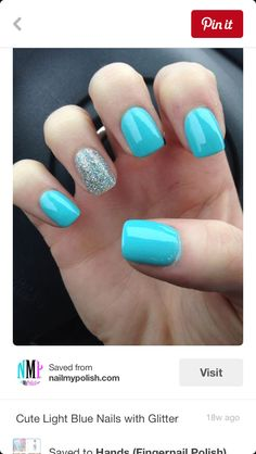 All you need to have for these nails is gel polish and you can find acrylics in these nails also.