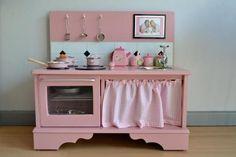 Matilda's Very Own DIY Play Kitchen