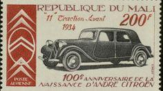 Mali, Citroen, 1934