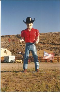 Cowboy, Cody Wyoming