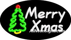 """Merry Christmas Flashing Neon Sign-ANSAR14356  Dimensions: 17""""H x 30""""L x 3""""D  Custom colors ship in 5-7 business days  110 volt flasher transformer  Cool, Quiet, and Energy Efficient  Hardware & chain are included  Comes standard with 6' power cord  Indoor use only  1 Year Warranty/electrical components  1 Year Warranty/standard transformers."""