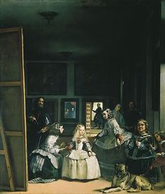 image la infanta Margherita di Velasquez
