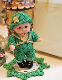 Doll Gift Set Berenguer 5 pouces avec support de napperon par charsboutique