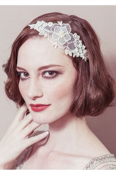 Browse the latest wedding headwear, hats and bridal hair accessories