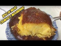 - Aprenda a preparar essa maravilhosa receita de BOLO CREMOSO DE MILHO MOLHADINHO - MUITO FÁCIL DE FAZER