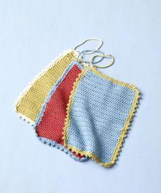 Retro Dishcloths