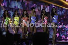 Concurso Miss Venezuela Año 2012. Foto: Archivo Fotográfico/Grupo Últimas Noticias