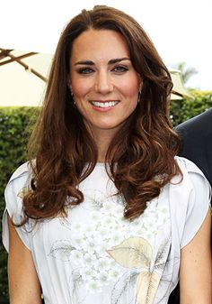 Stylist: How I Create Kate Middleton's Blowout