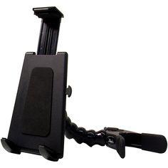Stage Ninja Scorpion Series TAB-8-CB Tablet Holder Black