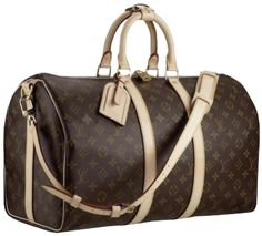Louise Vuitton Holdall - YES PLEASE!