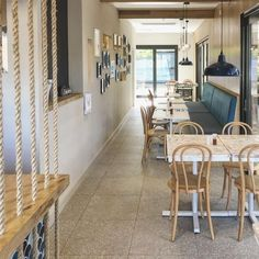 """Commercial Fabric/WallCovering on Instagram: """"Weekend fish and chip time! Thanks to interior designer @cara_workshopdine over in Perth for specifying our XX fabric for the fitout of…"""""""