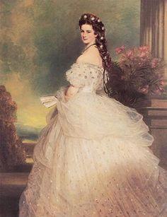 Empress Elizabeth of Austria - Sissi