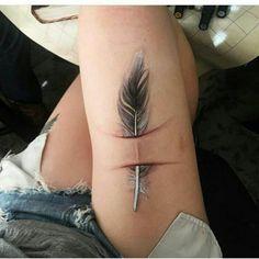 Ideias para cobrir ou transformar cicatrizes em tatuagens incríveis