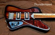Bill Harden Guitars ThunderHawk
