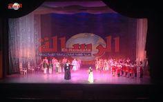 مسرح دار الأوبرا يتألق بنجوم الباليه العالميين في عرض كسارة البندق - جريدة الرسالة