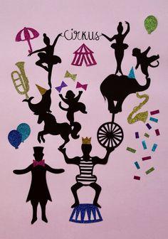 Cirkus Summarum | Cirkusplakater til børneværelset!