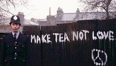 Monty Python - Make Tea Not Love