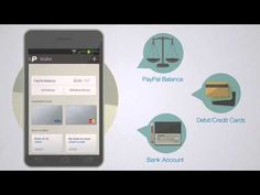 The New PayPal app Tour - UK - YouTube