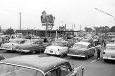 Royal Oak, Michigan, 1950s