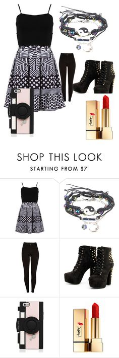 """Camera Love"" by nialls-wife1 on Polyvore featuring FRACOMINA, Kate Spade and Yves Saint Laurent"