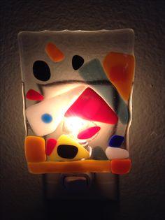 Nightlight inspired by Turner lit! So cool.
