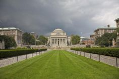 5. COLUMBIA University, New York, New York #5 overall top American colleges, Forbes Student Population: 26,050 Undergraduate Population: 8,127 Student to Faculty Ratio: 6 Total Annual Cost: $61,540 Out-of-State Tuition: $47,246 Percent on Financial Aid: 61.0% Percent Admitted: 7.0% SAT Composite Range: 1400-1570