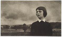 Hugo Erfurth 1874-1948  Portrait of a Boy