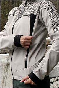 """I seriously want this!!!  """"Fashion grad Leah Kleisinger has created a line of fly fishing apparel that is not only functional but also flattering and enjoyable to wear for women."""""""