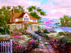 Houses In Which To Rediscover The Romance