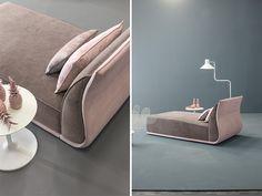 Letto e chaise longue Drop by Twils
