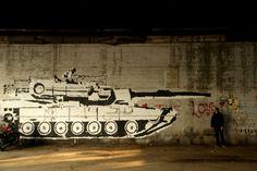 Revolutionary Graffiti (Egypt) by Fatma Elmoslamy, via Behance