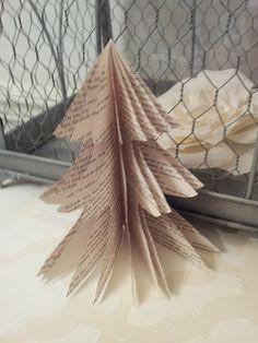 ..Twigg studios: easy book page tree