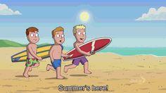 8 situaciones que has vivido inevitablemente este verano |The Idealist