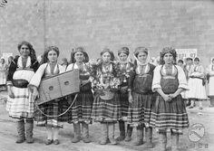Greek Costumes, Maria Jose, Folk Costume, Concert, Fotografia, Concerts